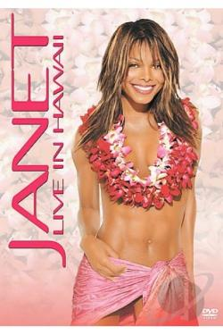 Janet Jackson - Live in Hawaii DVD Cover Art