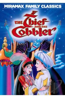 Thief And The Cobbler DVD Cover Art