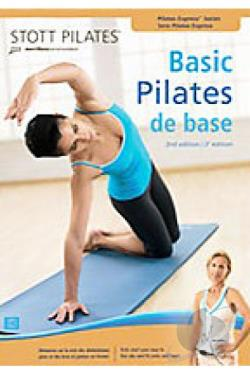 Stott Pilates - Basic Pilates 2nd Edition DVD Cover Art