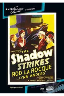 Shadow Strikes DVD Cover Art