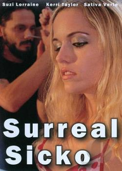 Surreal Sicko DVD Cover Art