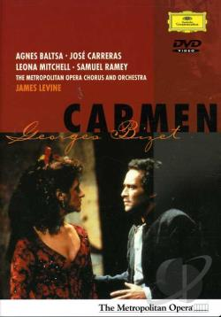 Carmen DVD Cover Art