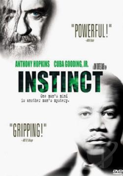 Instinct DVD Cover Art