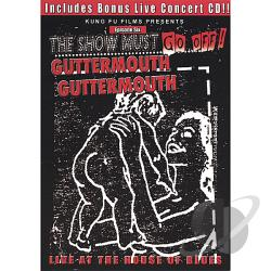 Guttermouth - Live at the House of Blues DVD Cover Art