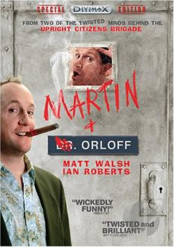 Martin & Orloff DVD Cover Art
