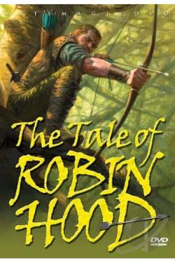 Tale of Robin Hood DVD Cover Art