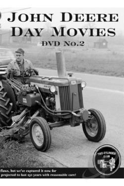 John Deere Day Movies, No. 2 DVD Cover Art