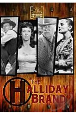 Halliday Brand DVD Cover Art