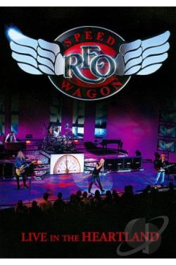 Soundstage - Reo Speedwagon: Live in the Heartland DVD Cover Art