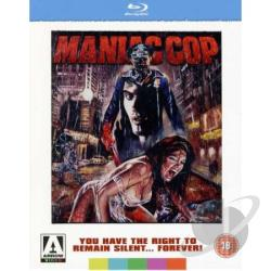 Maniac Cop (1987) Uk Exclusive Deluxe Edition BRAY Cover Art
