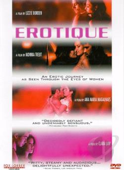 Erotique DVD Cover Art