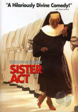 Sister Act DVD Cover Art