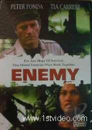 Enemy DVD Cover Art