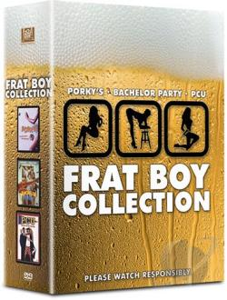 Frat Boy Collection DVD Cover Art