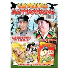 Comedias Destrampadas DVD Cover Art