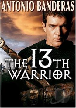 13th Warrior DVD Cover Art