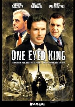 One Eyed King DVD Cover Art