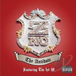 Benzino Featuring The 1st 48 -Antidote: Jewel Case DVD Cover Art