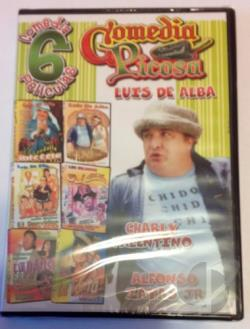 Comedia Picosa DVD Cover Art