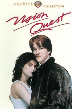 Vision Quest DVD Cover Art