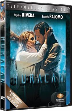Huracan DVD Cover Art