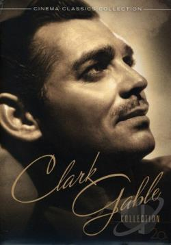 Clark Gable Collection - Volume 1 DVD Cover Art