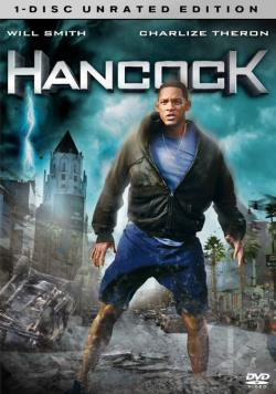 Hancock DVD Cover Art