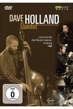 Dave Holland Quintet - Freiburg Music Festival '85 DVD Cover Art