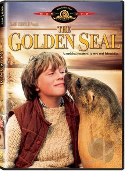 Golden Seal DVD Cover Art