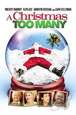 Christmas Too Many DVD Cover Art