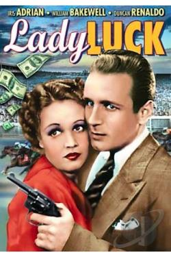 Lady Luck DVD Cover Art