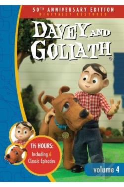 Davey and Goliath, Vol. 4 DVD Cover Art