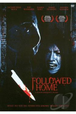 Followed Home DVD Cover Art