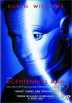 Bicentennial Man DVD Cover Art