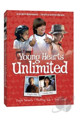 Young Hearts Unlimited DVD Cover Art