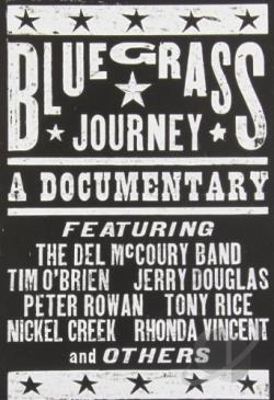 Bluegrass Journey DVD Cover Art