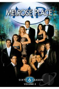 Melrose Place - The Sixth Season: Vol. 2 DVD Cover Art