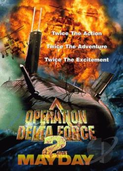 Operation Delta Force 2: May Day DVD Cover Art