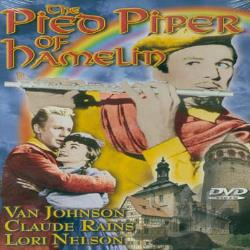 Pied Piper of Hamelin DVD Cover Art