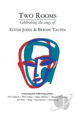 Elton John/Bernie Taupin - Two Rooms DVD Cover Art