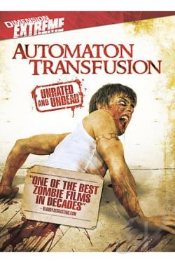 Automaton Transfusion DVD Cover Art