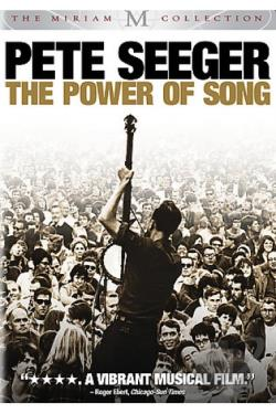 Pete Seeger - The Power of Song DVD Cover Art