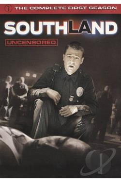 Southland - The Complete First Season DVD Cover Art