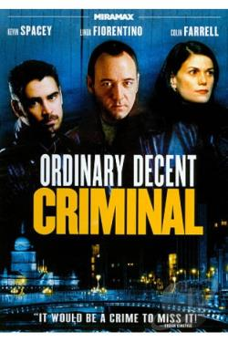 Ordinary Decent Criminal DVD Cover Art