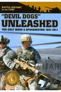 Battle History of the USMC: Devil Dogs Unleashed DVD Cover Art