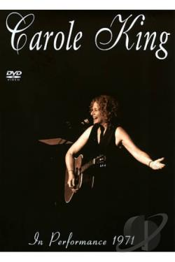 Carole King: In Performance DVD Cover Art