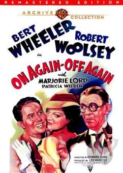 On Again - Off Again DVD Cover Art