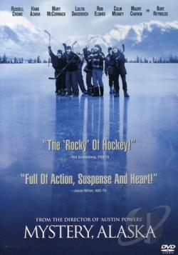 Mystery, Alaska DVD Cover Art