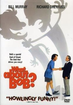 What About Bob? DVD Cover Art