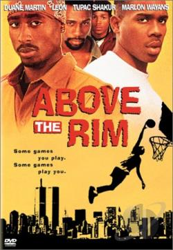 Above the Rim DVD Cover Art